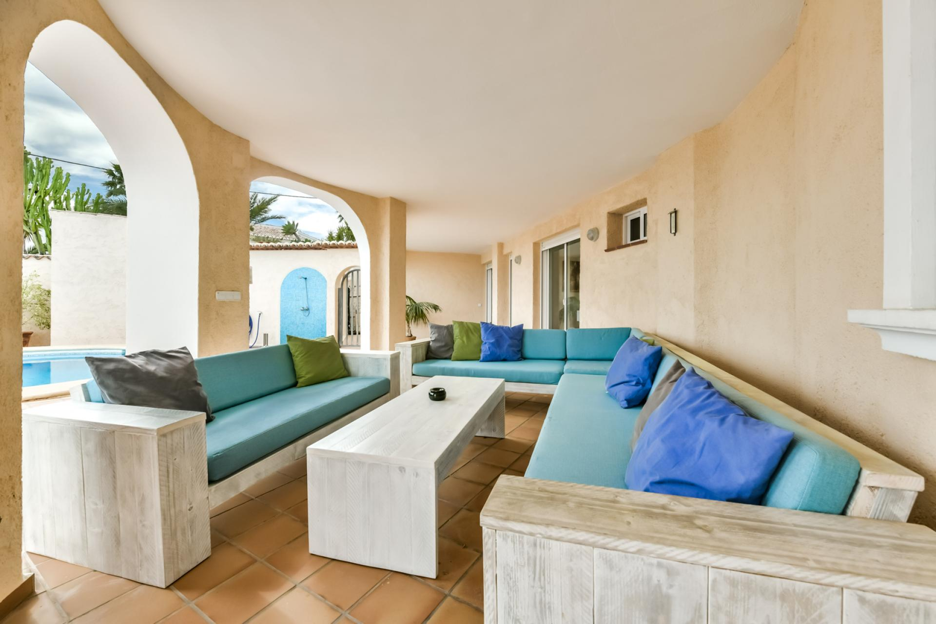 Villa  in Calpe, Costa Blanca North (3822) - 13