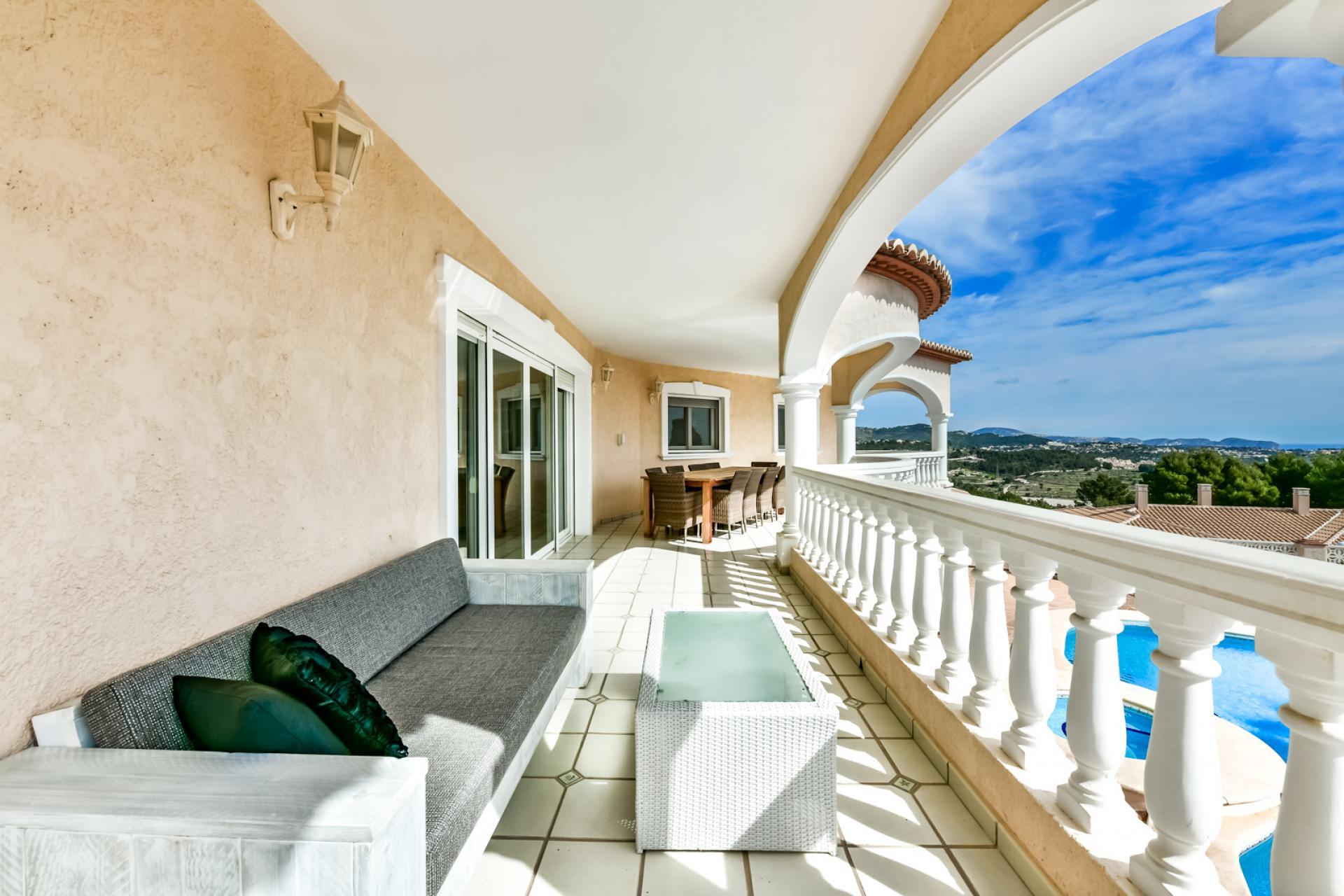Villa  in Calpe, Costa Blanca North (3822) - 16