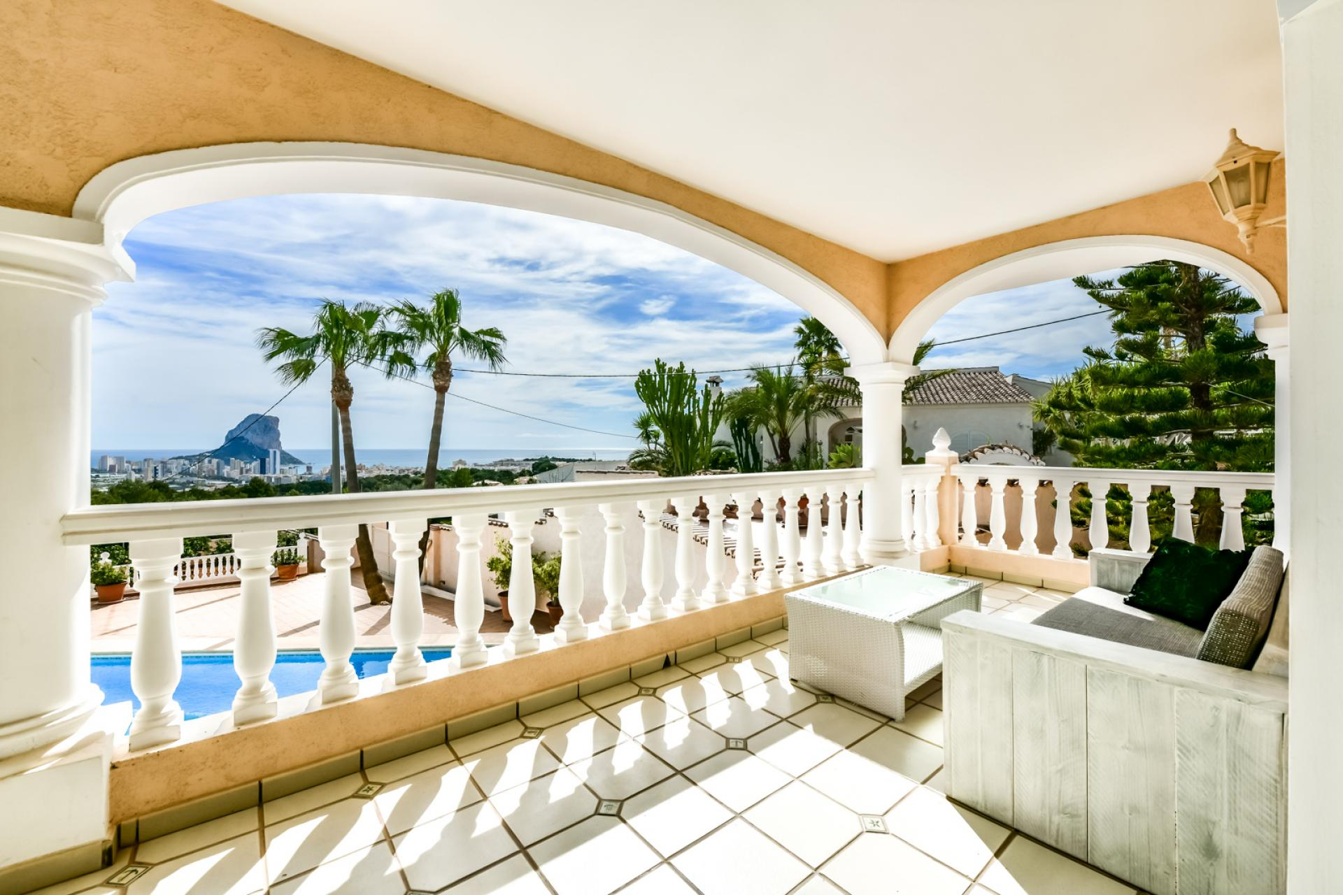 Villa  in Calpe, Costa Blanca North (3822) - 17