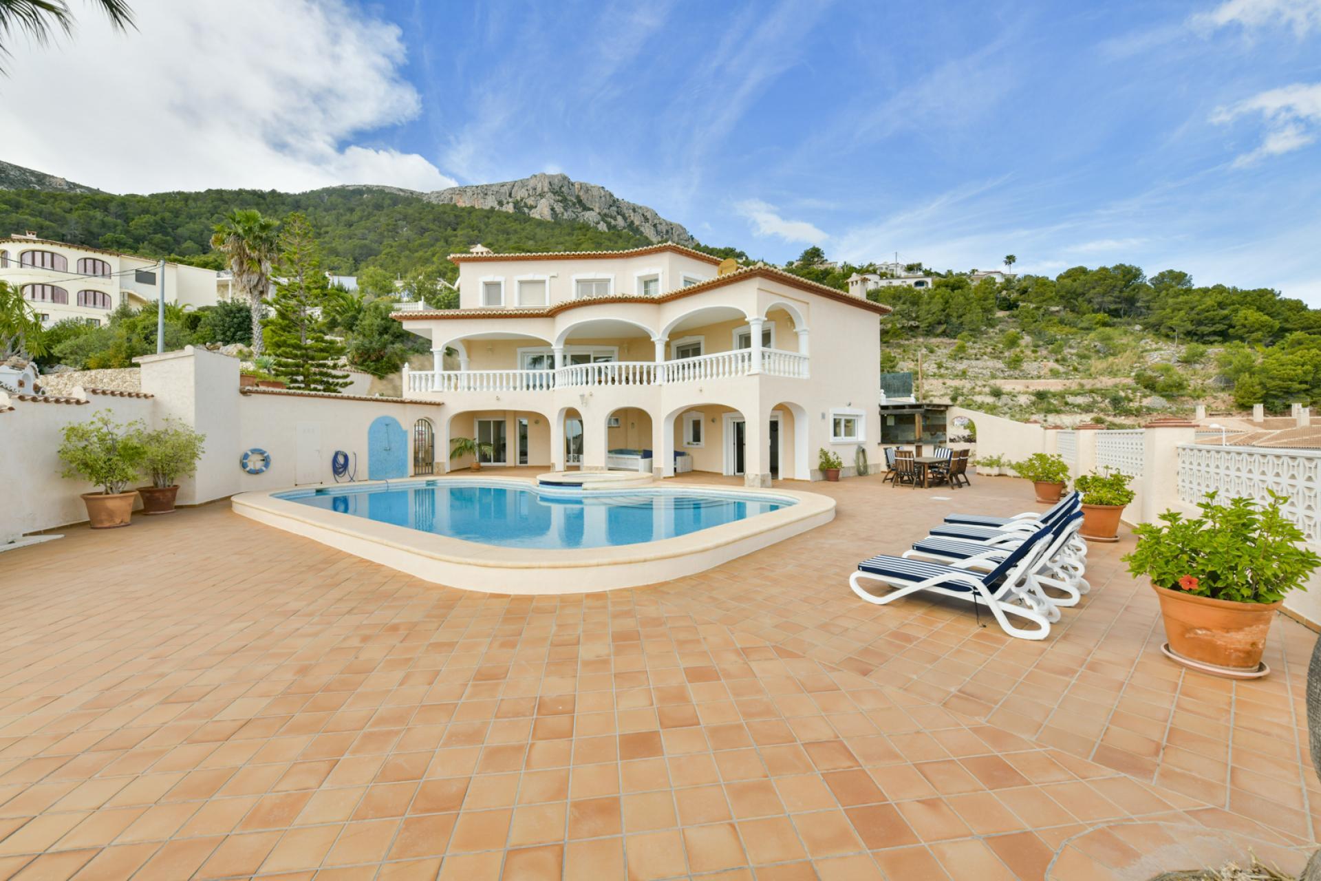 Villa  in Calpe, Costa Blanca North (3822) - 18