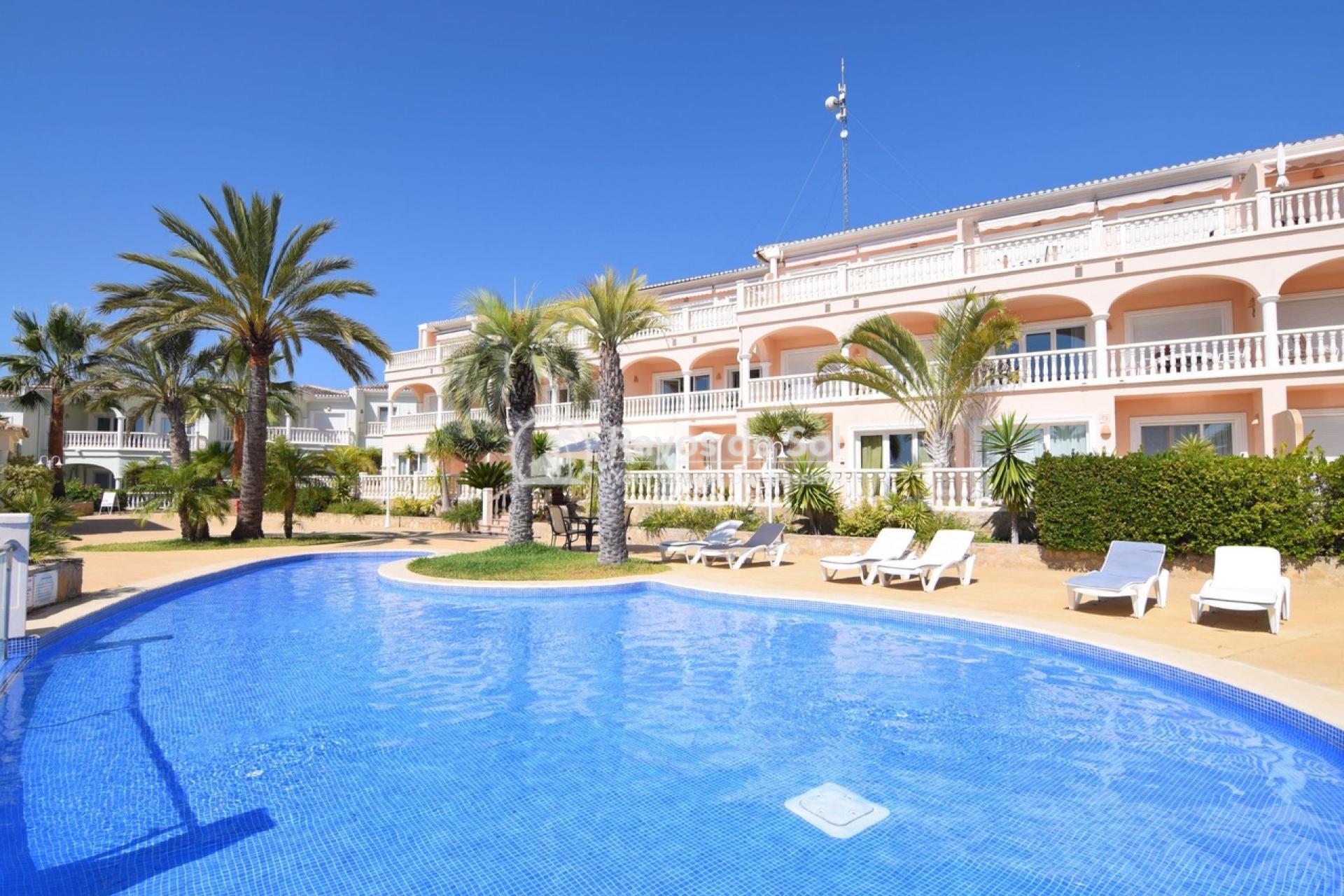 Apartment  in Benissa, Costa Blanca (3844) - 1