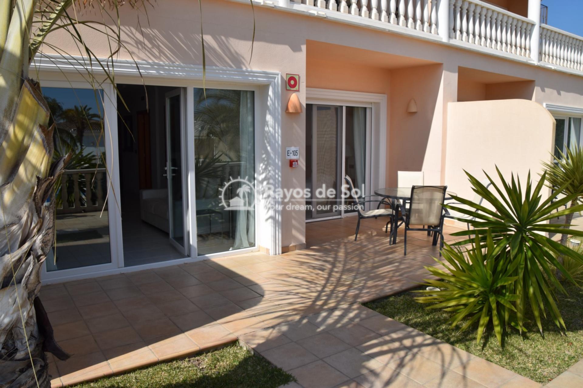 Apartment  in Benissa, Costa Blanca (3844) - 2