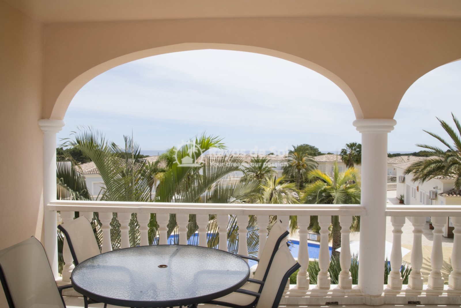 Apartment  in Benissa, Costa Blanca (3844) - 7
