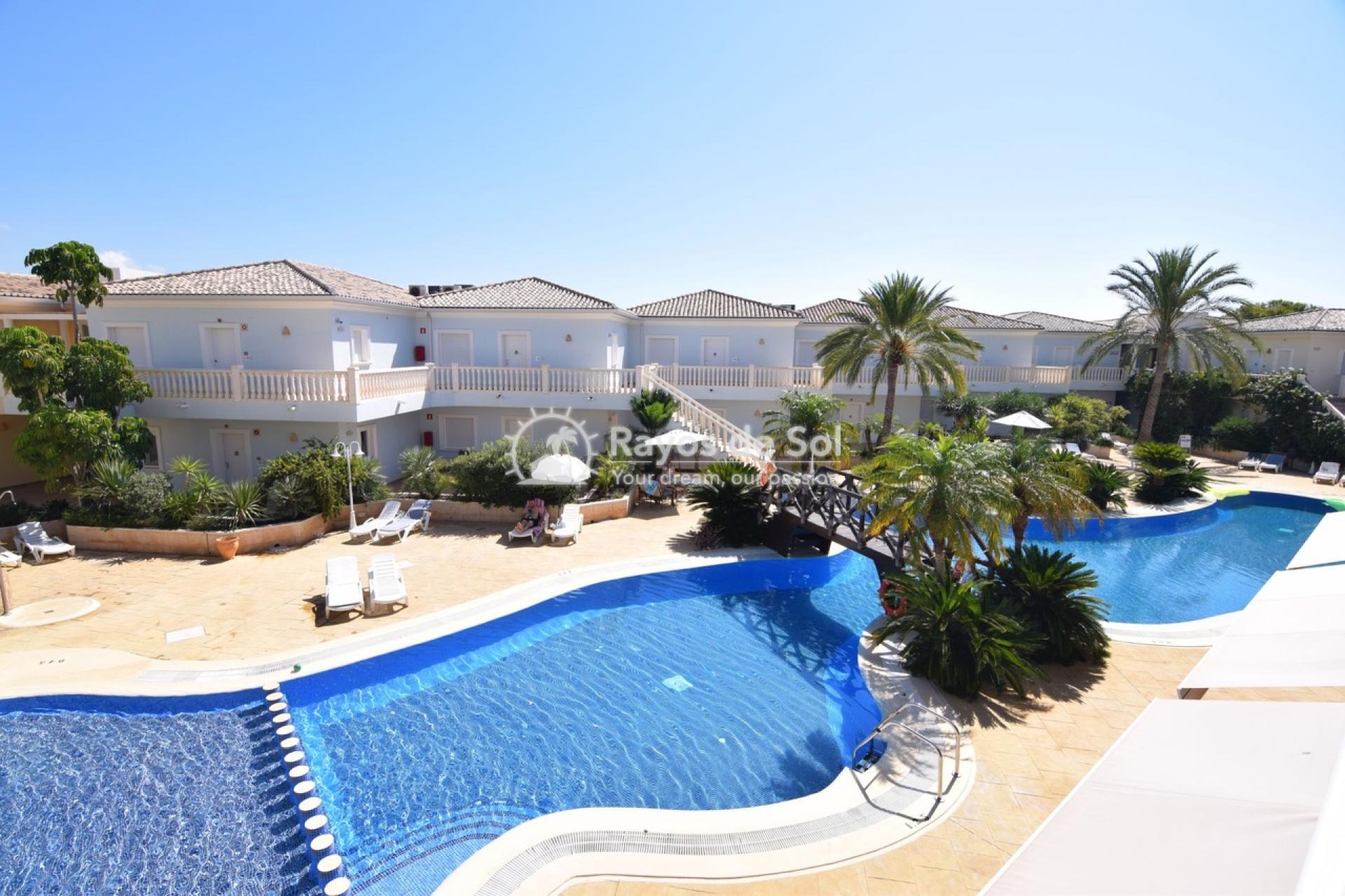 Apartment  in Benissa, Costa Blanca (3844) - 8