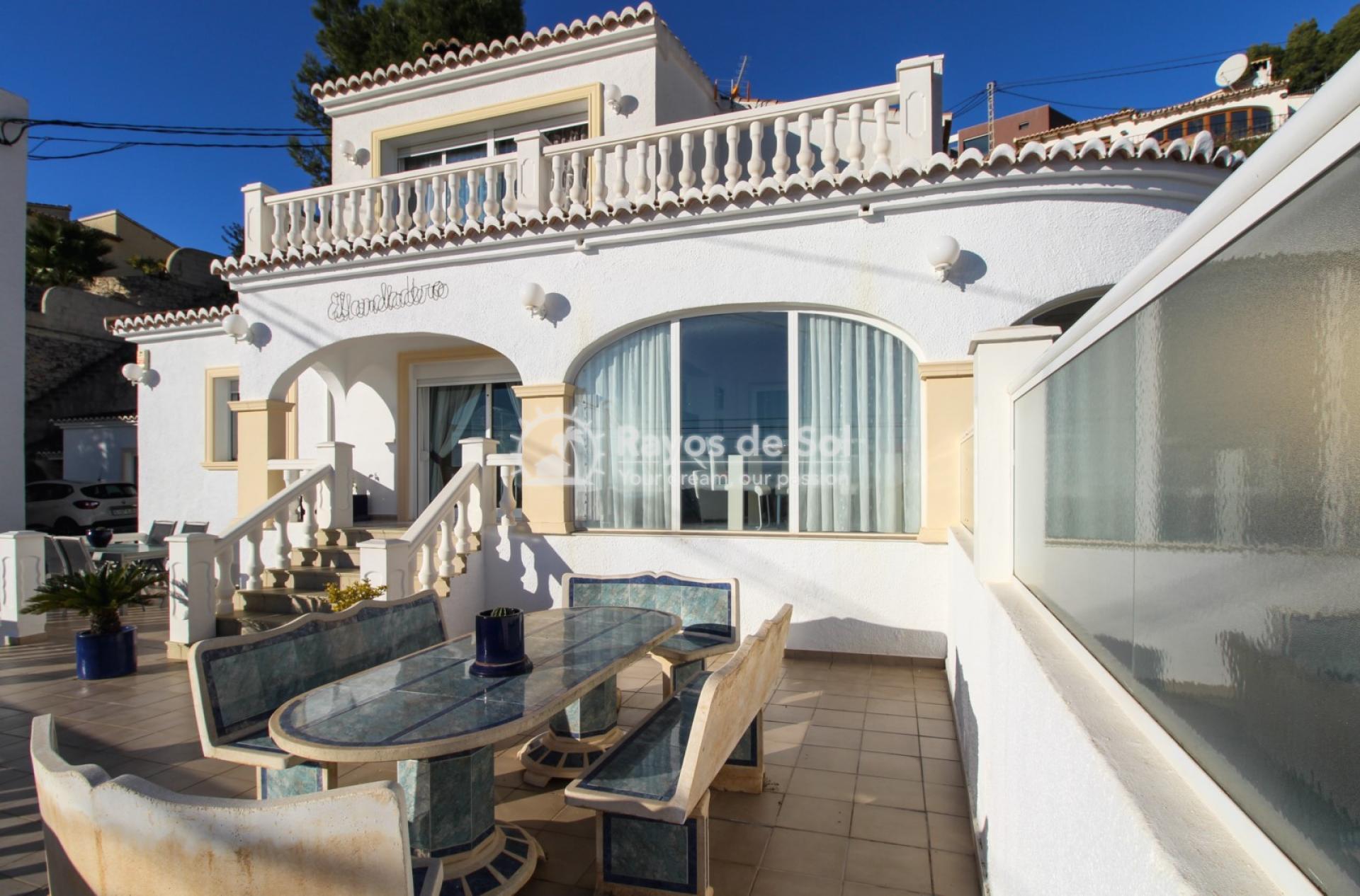 Villa  in Moraira, Costa Blanca (3849x) - 1