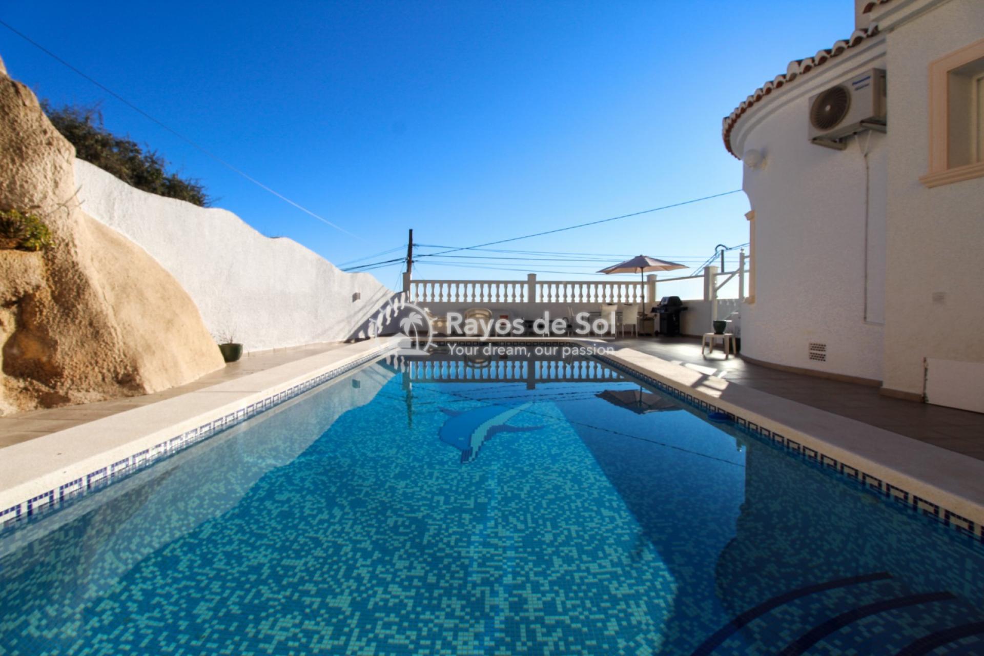 Villa  in Moraira, Costa Blanca (3849x) - 3