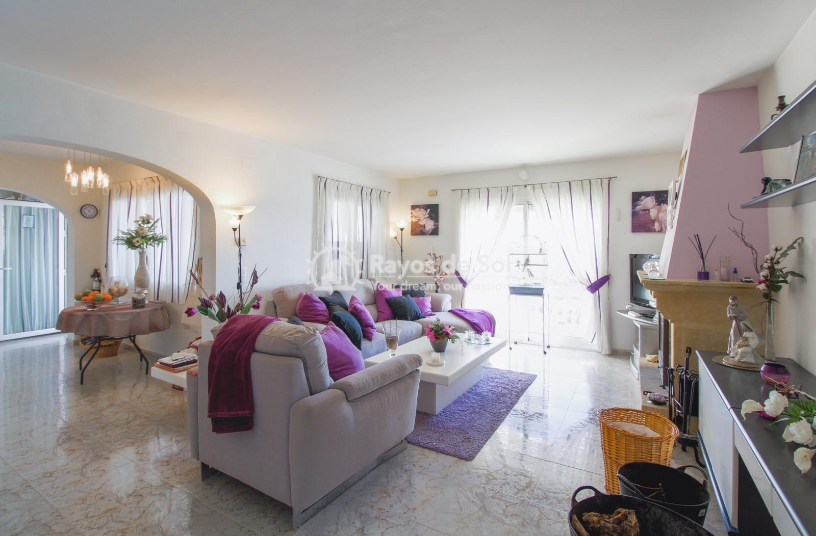 Villa  in Moraira, Costa Blanca (3849x) - 4