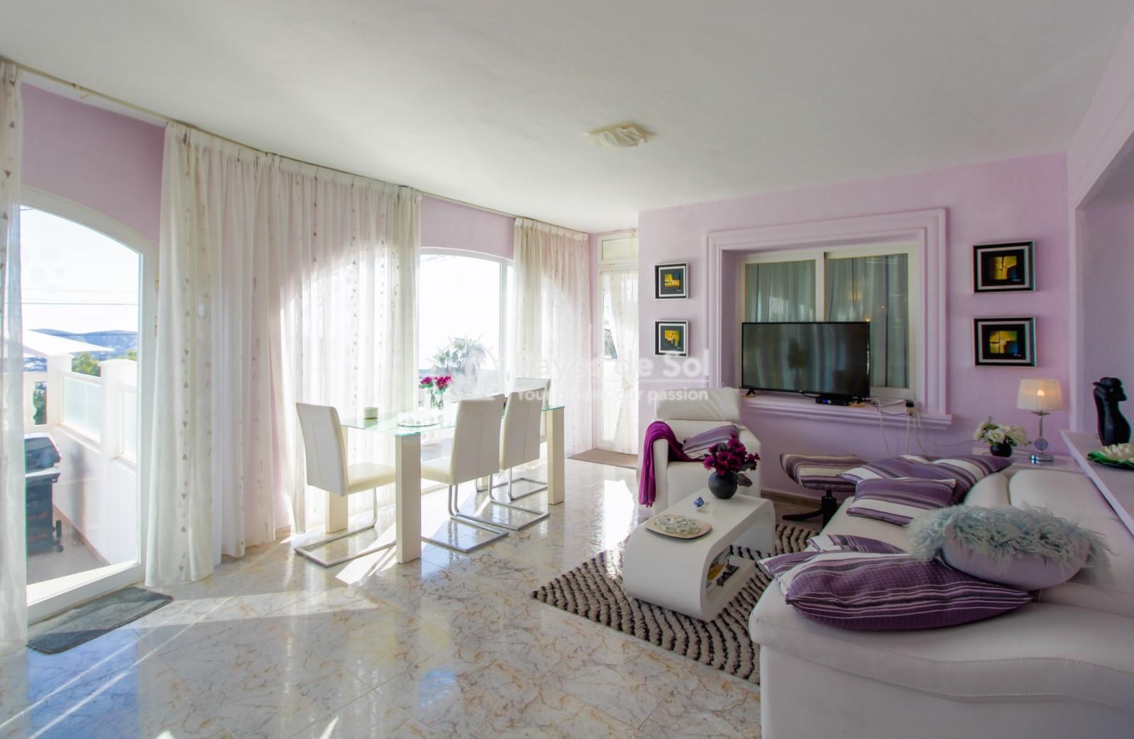 Villa  in Moraira, Costa Blanca (3849x) - 6