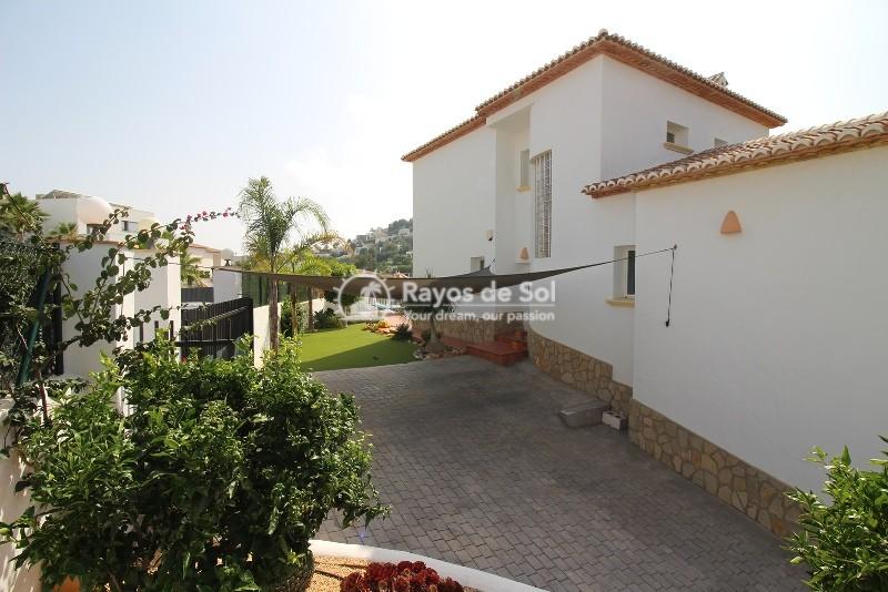 Villa  in Moraira, Costa Blanca (3858x) - 14