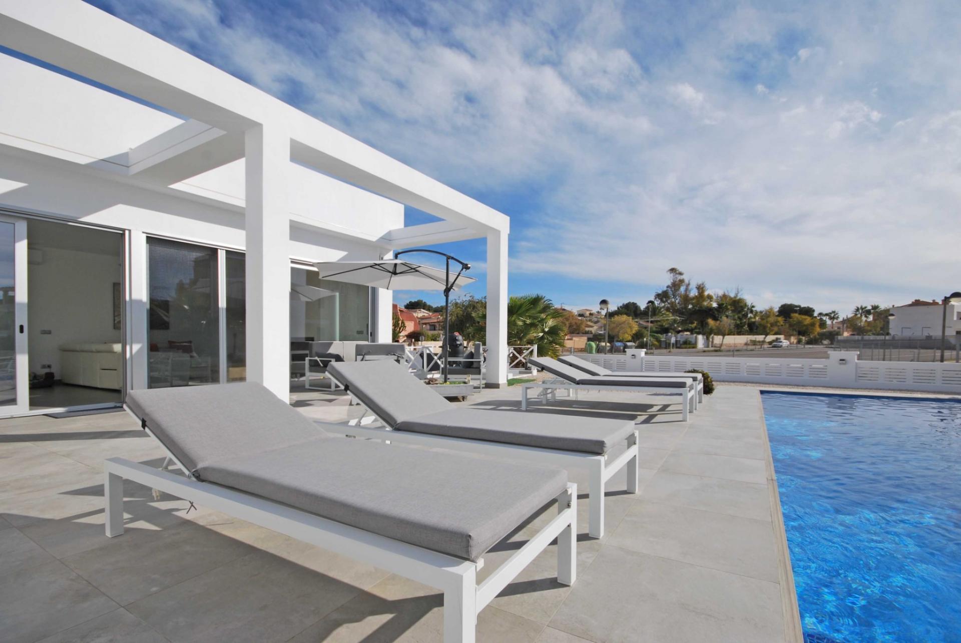 Villa  in Calpe, Costa Blanca North (3869ex) - 2