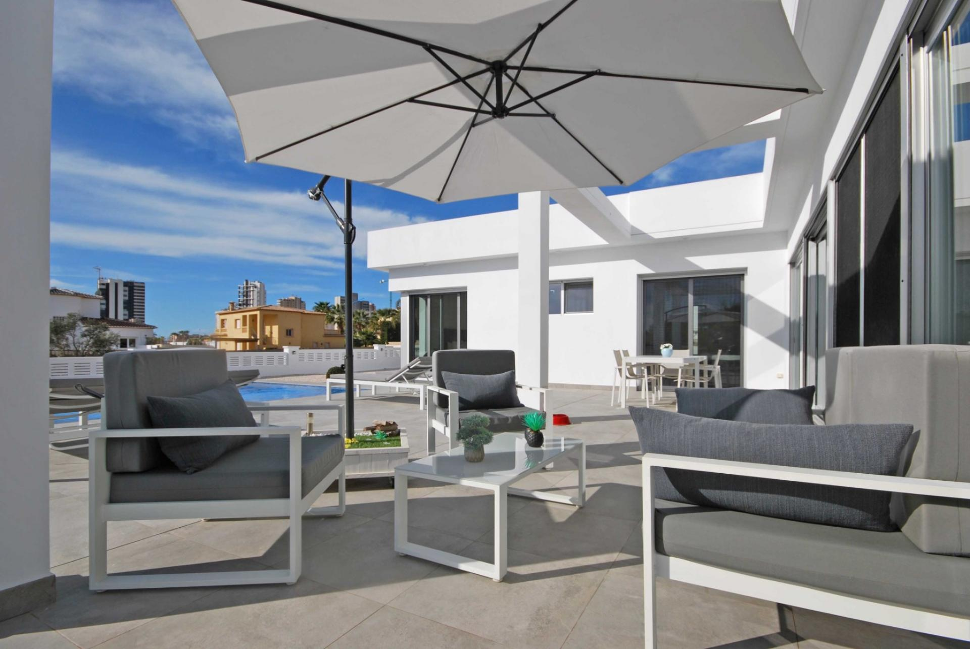 Villa  in Calpe, Costa Blanca North (3869ex) - 9