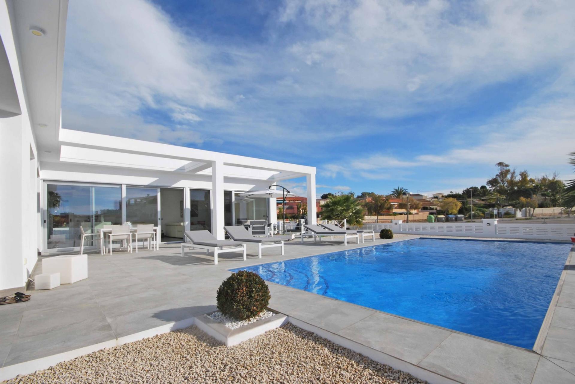 Villa  in Calpe, Costa Blanca North (3869ex) - 10