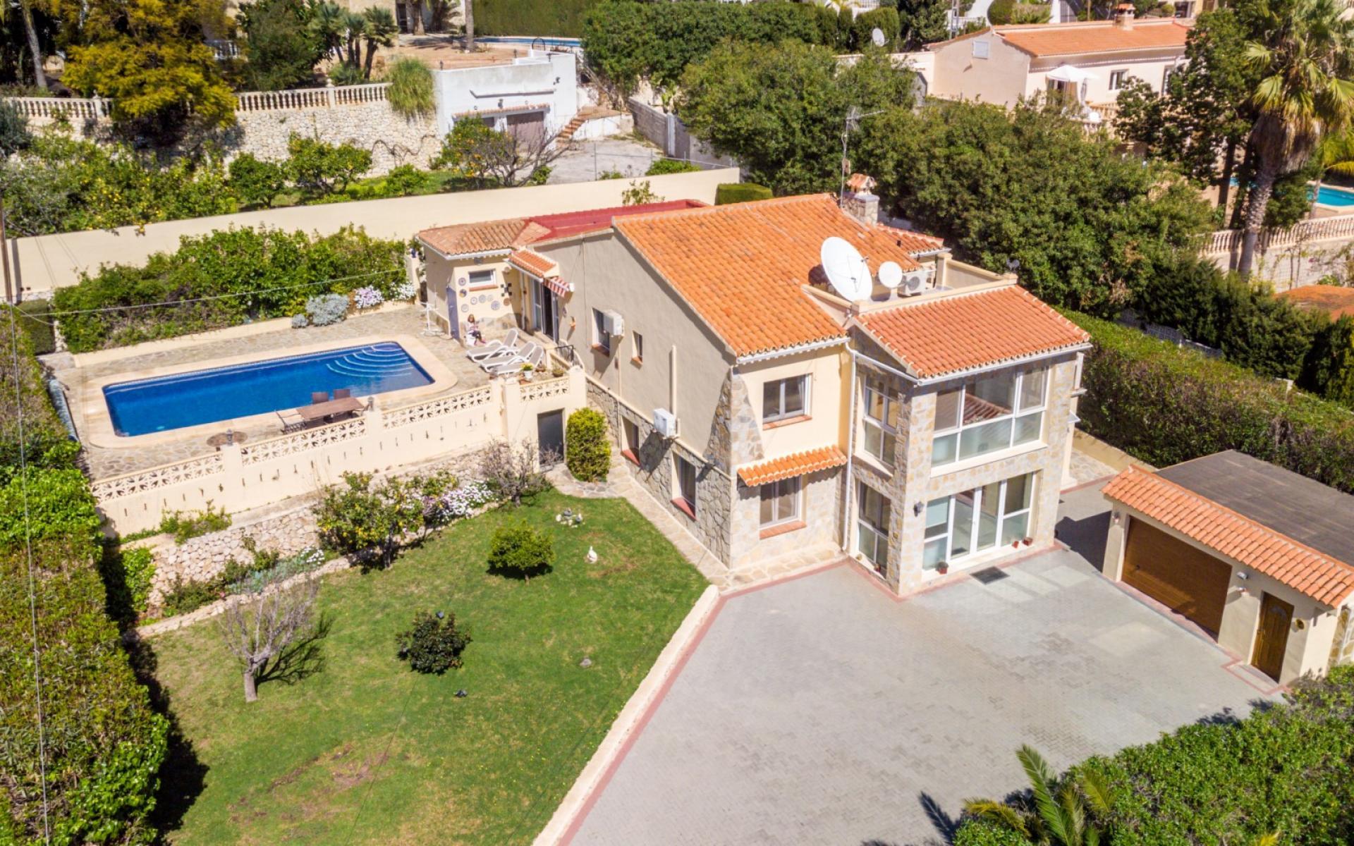 Villa  in Moraira, Costa Blanca (3876) - 1