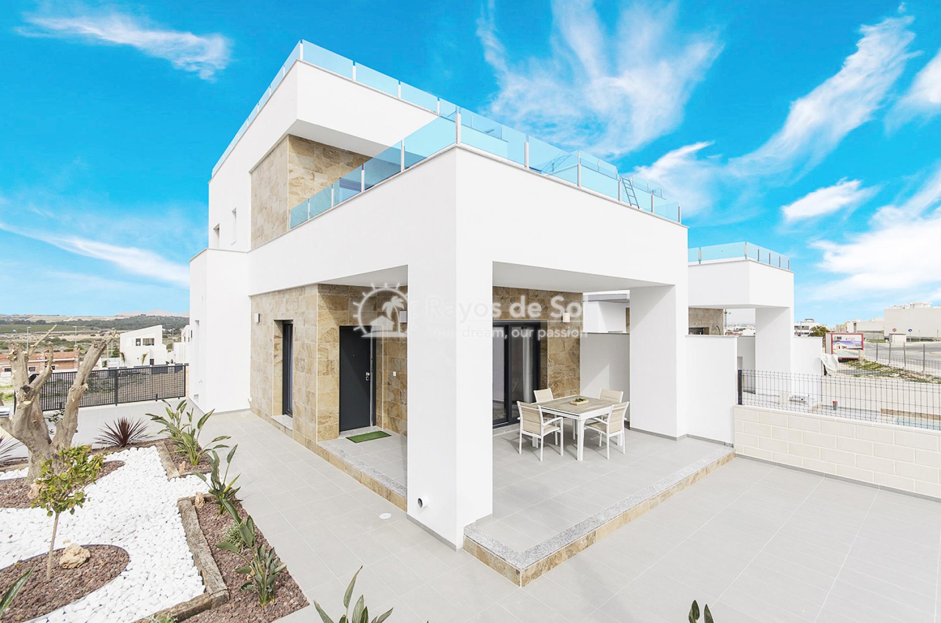 Villa  in Benijofar, Costa Blanca (BESUBV) - 1