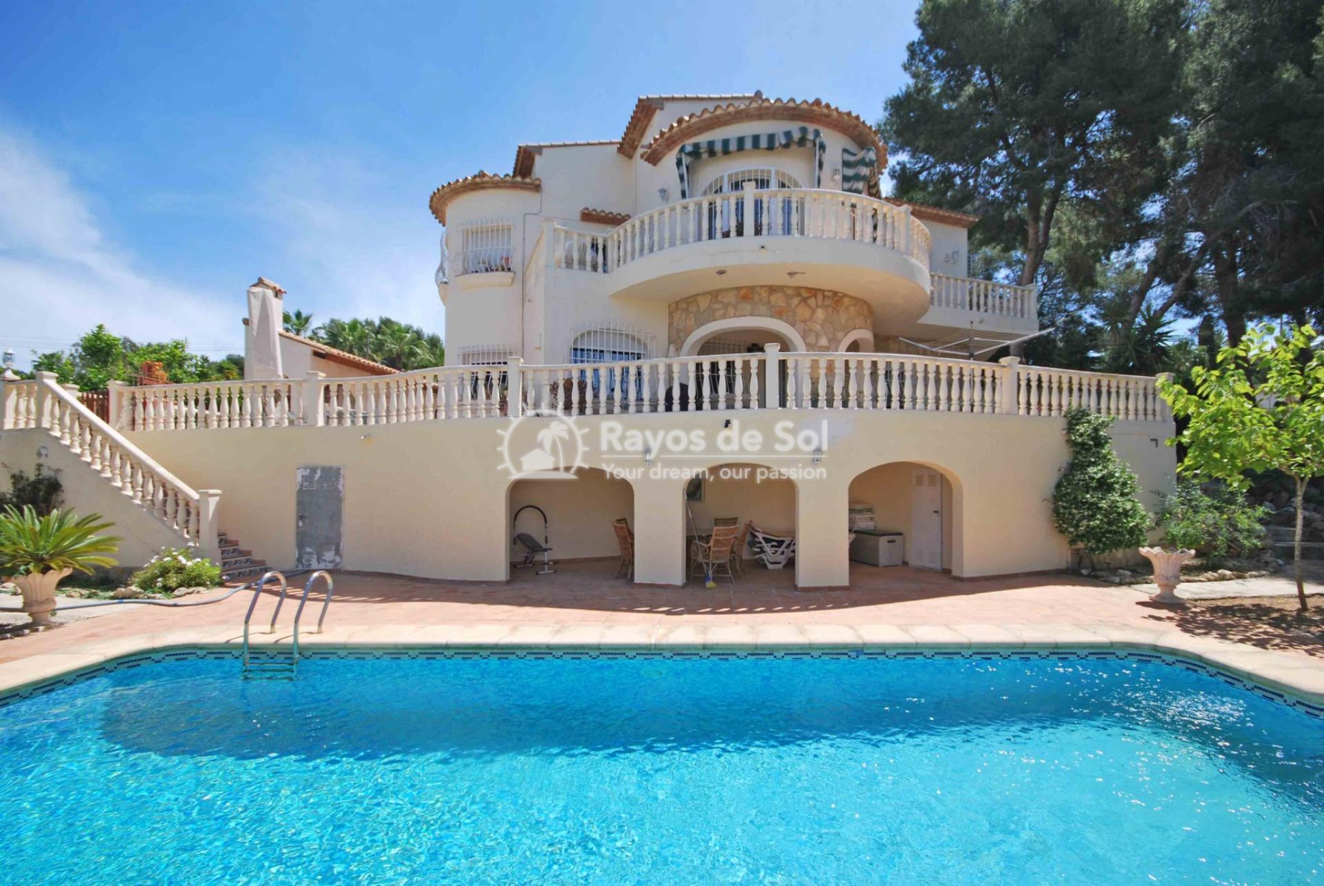 Villa  in Moraira, Costa Blanca (3887x) - 4
