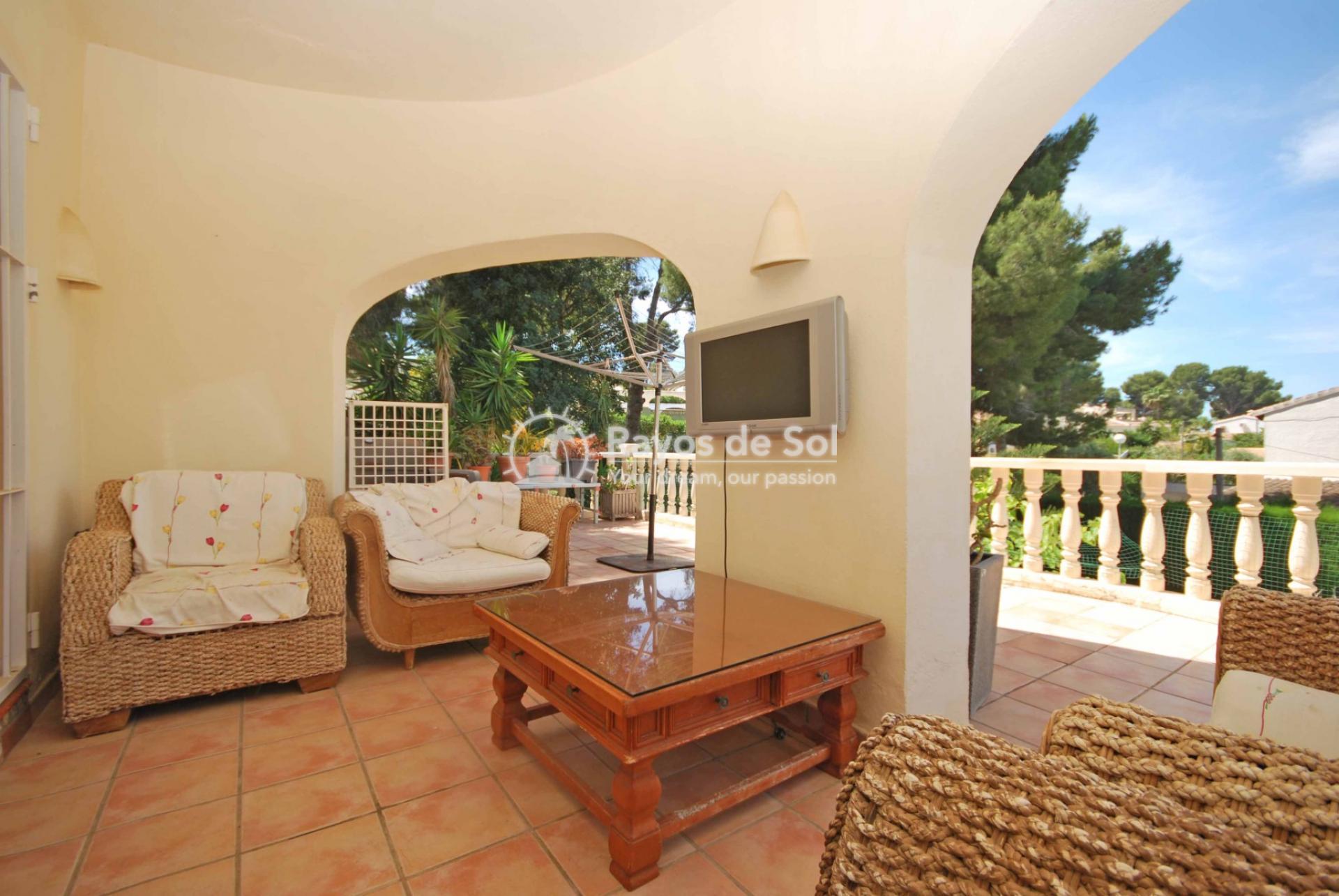 Villa  in Moraira, Costa Blanca (3887x) - 18