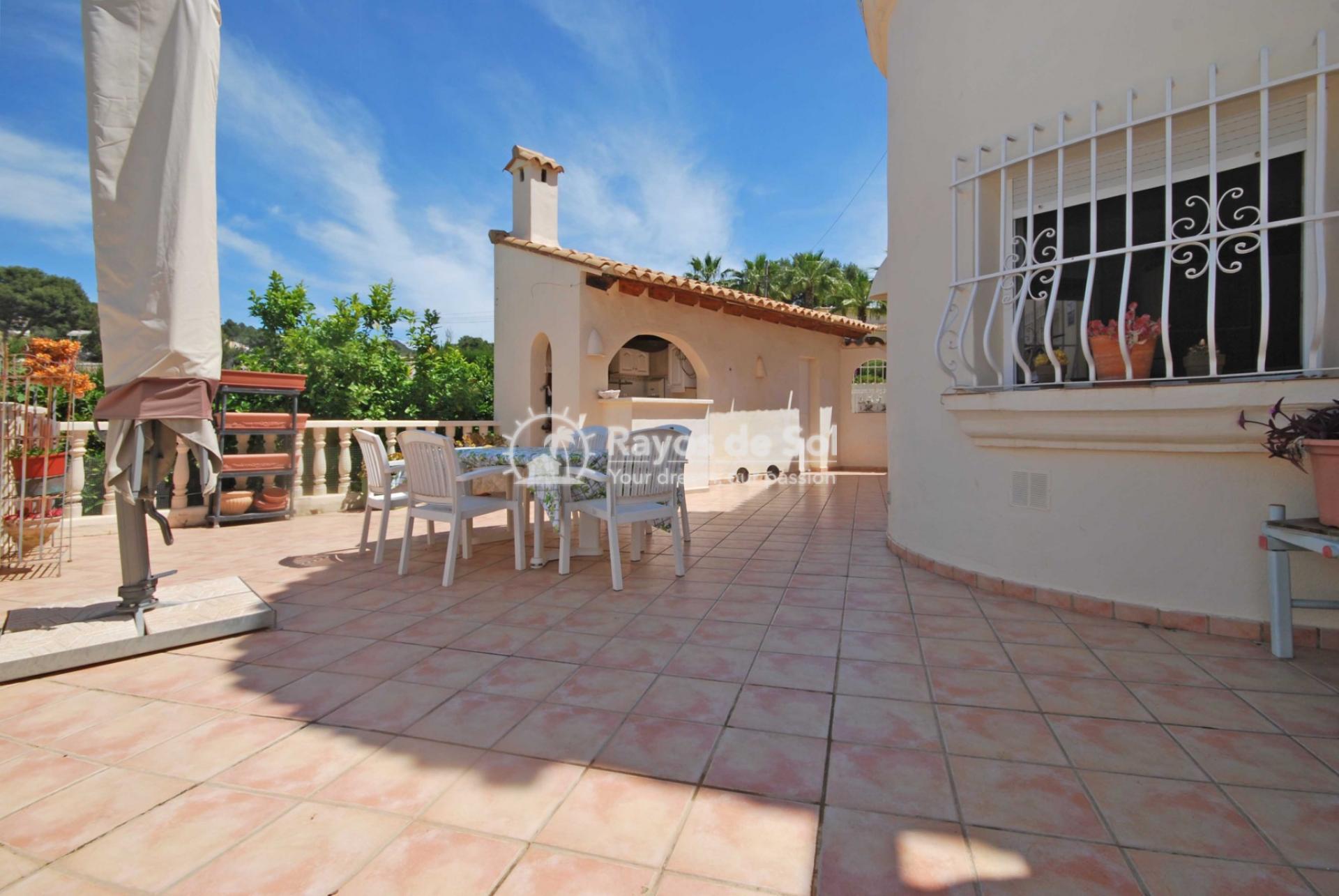 Villa  in Moraira, Costa Blanca (3887x) - 19