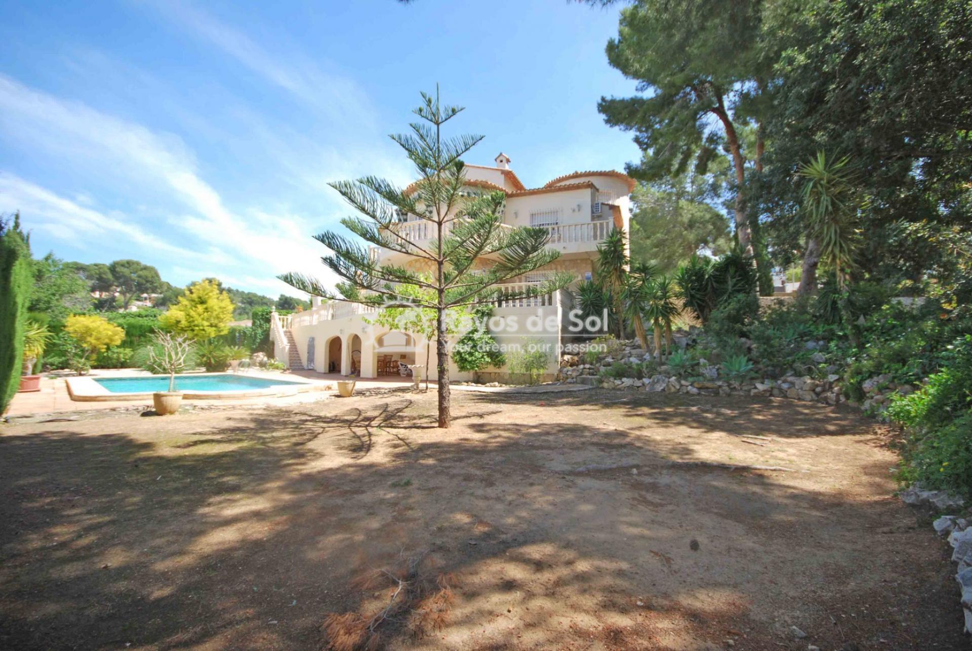 Villa  in Moraira, Costa Blanca (3887x) - 20