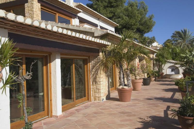 Villa  in Moraira, Costa Blanca (cbd584) - 1