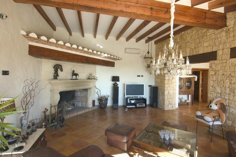 Villa  in Moraira, Costa Blanca (cbd584) - 7
