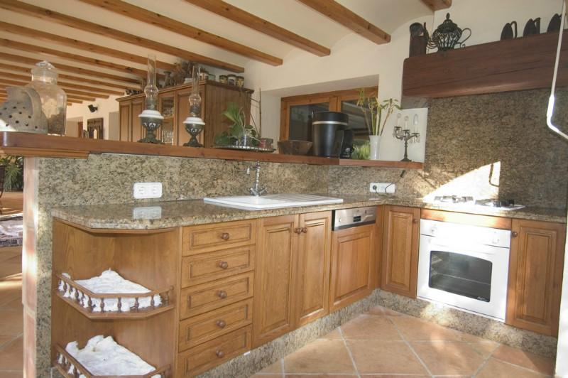 Villa  in Moraira, Costa Blanca (cbd584) - 11