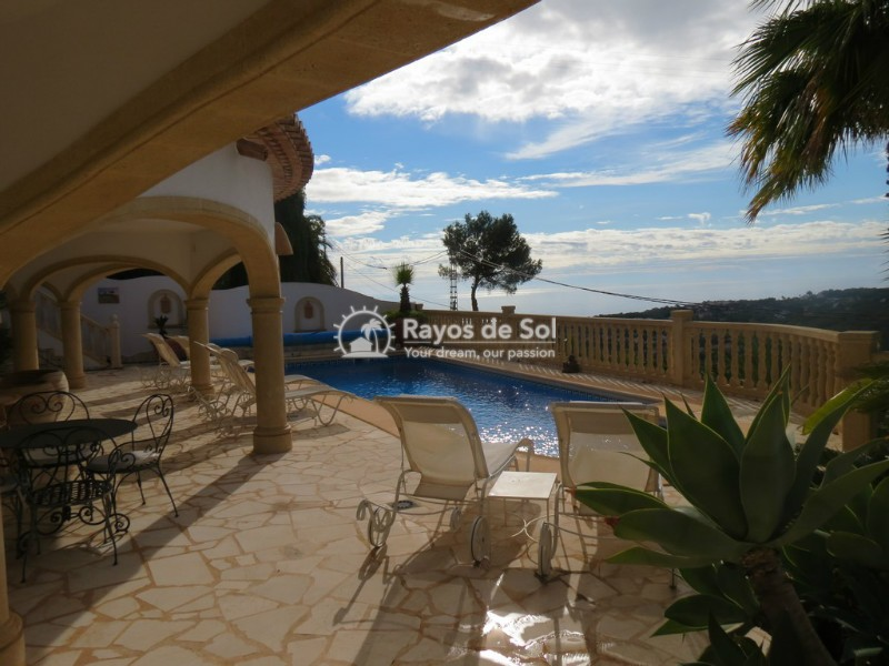 Villa  in Moraira, Costa Blanca (cbd236) - 4
