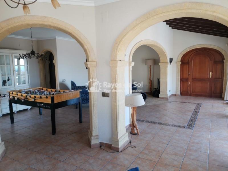 Villa  in Moraira, Costa Blanca (cbd236) - 9
