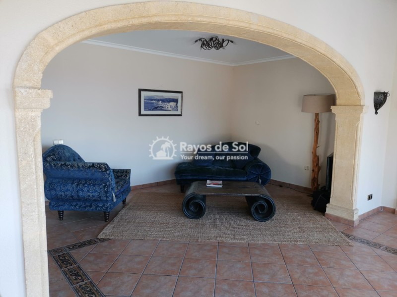 Villa  in Moraira, Costa Blanca (cbd236) - 11