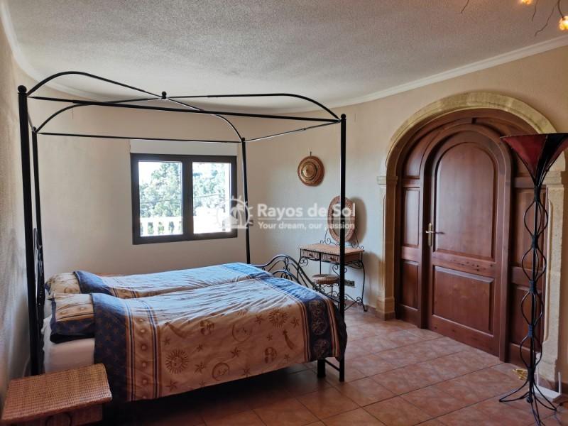 Villa  in Moraira, Costa Blanca (cbd236) - 14