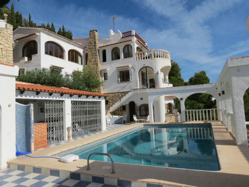 Villa  in Benissa, Costa Blanca (cbd497) - 2