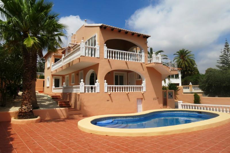Villa  in Moraira, Costa Blanca (cbd643) - 1