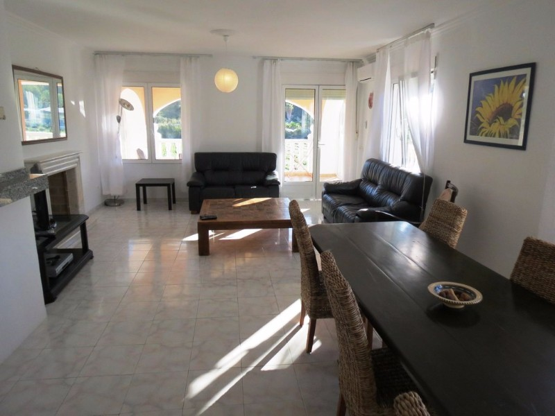 Villa  in Moraira, Costa Blanca (cbd643) - 3