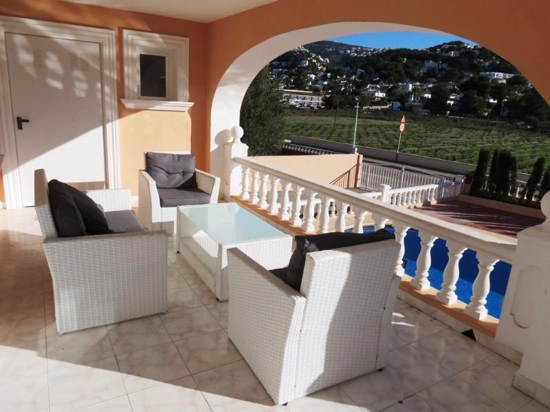 Villa  in Moraira, Costa Blanca (cbd643) - 15