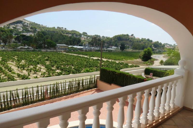 Villa  in Moraira, Costa Blanca (cbd643) - 29