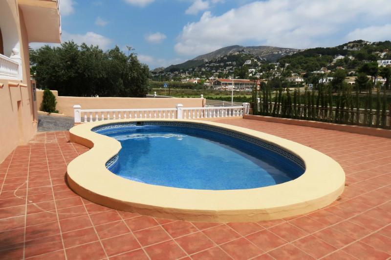 Villa  in Moraira, Costa Blanca (cbd643) - 31