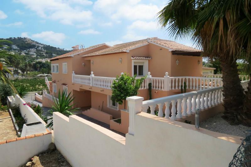 Villa  in Moraira, Costa Blanca (cbd643) - 34