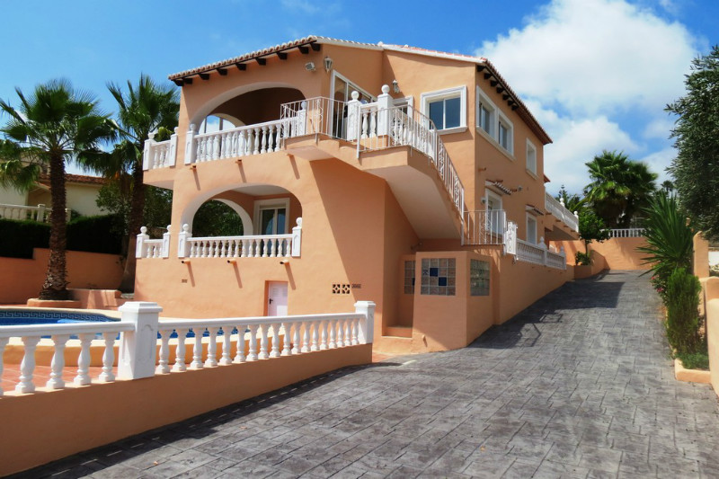 Villa  in Moraira, Costa Blanca (cbd643) - 33