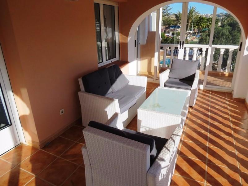 Villa  in Moraira, Costa Blanca (cbd643) - 32
