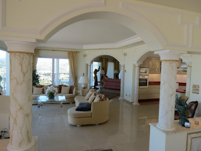 Villa  in Moraira, Costa Blanca (cbd233x) - 11