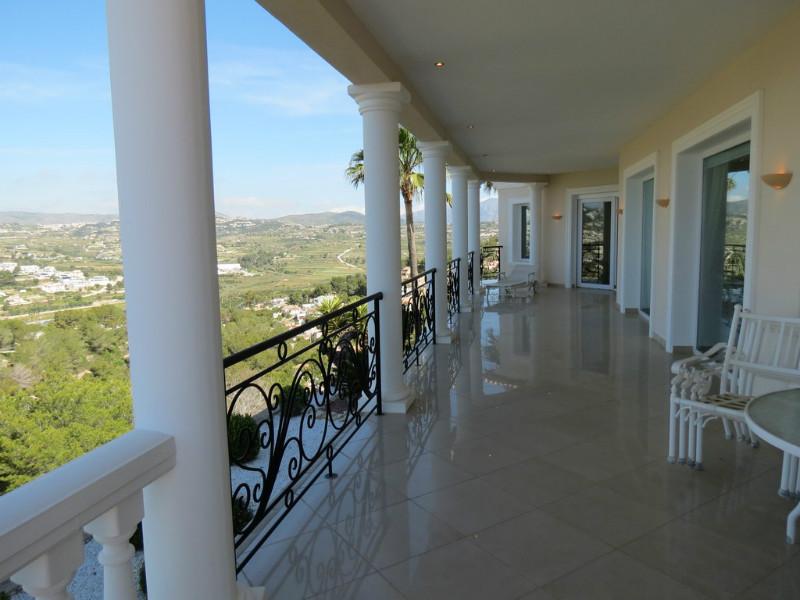 Villa  in Moraira, Costa Blanca (cbd233x) - 10