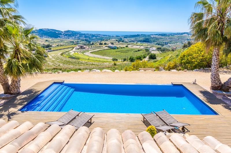 Villa  in Moraira, Costa Blanca (cbd685) - 4