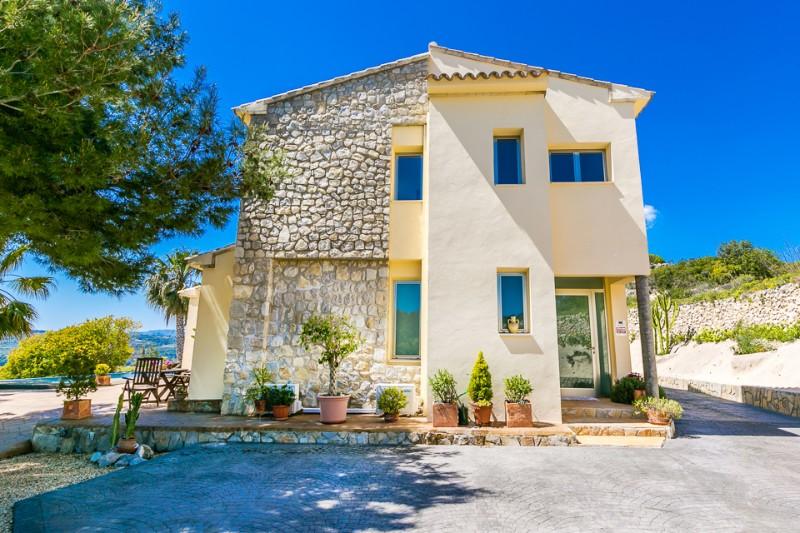 Villa  in Moraira, Costa Blanca (cbd685) - 8