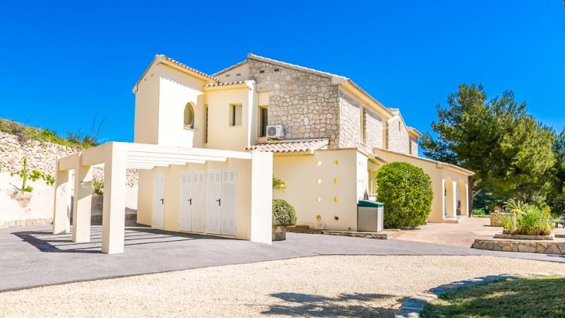 Villa  in Moraira, Costa Blanca (cbd685) - 9