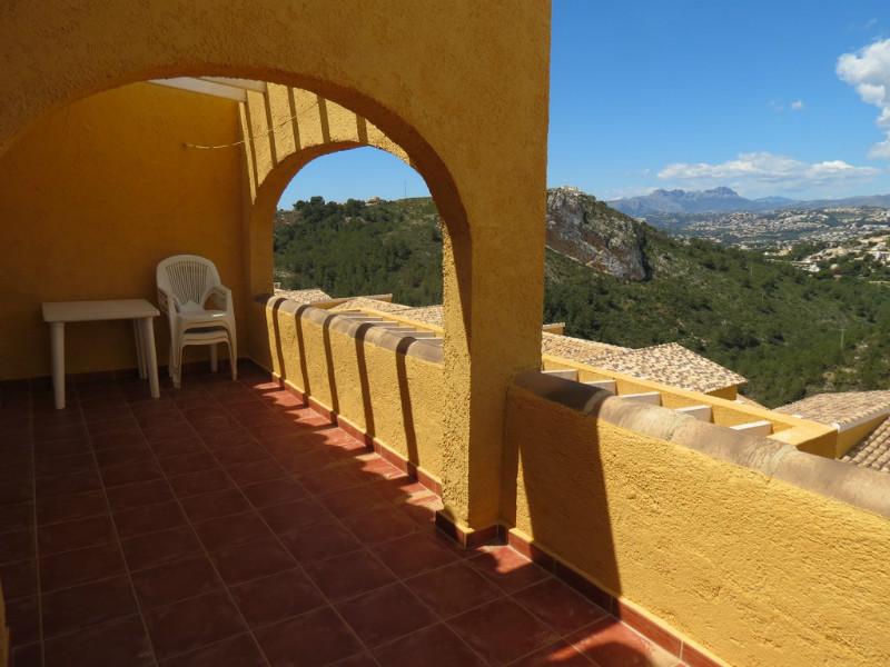 Apartment  in Cumbre Del Sol, Costa Blanca (cbd726) - 2