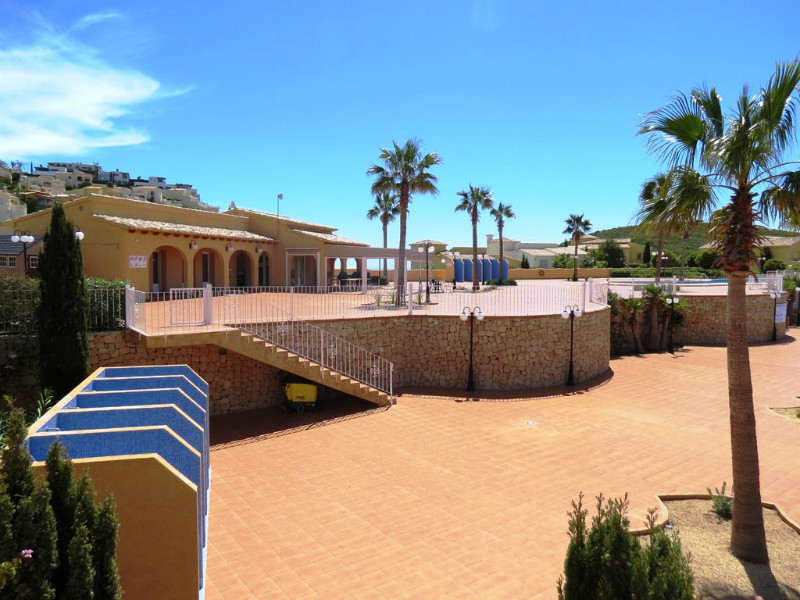 Apartment  in Cumbre Del Sol, Costa Blanca (cbd726) - 14