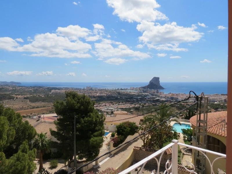 Villa  in Calpe, Costa Blanca North (cbd739) - 2