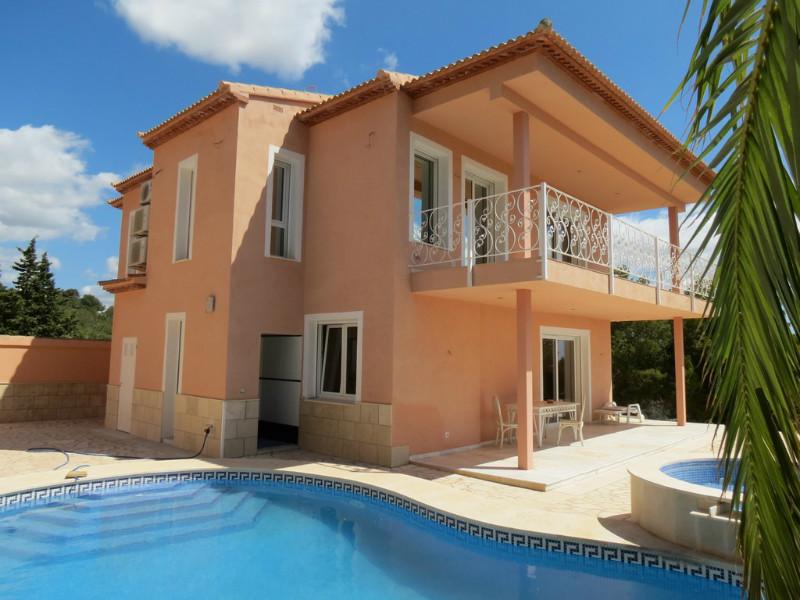 Villa  in Calpe, Costa Blanca North (cbd739) - 1