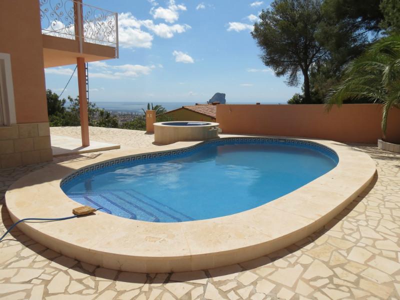 Villa  in Calpe, Costa Blanca North (cbd739) - 3