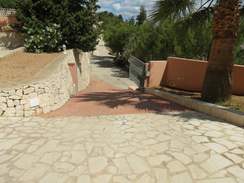 Villa  in Calpe, Costa Blanca North (cbd739) - 21
