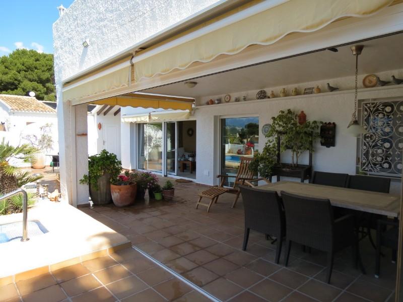 Villa  in Moraira, Costa Blanca (cbd1282) - 4